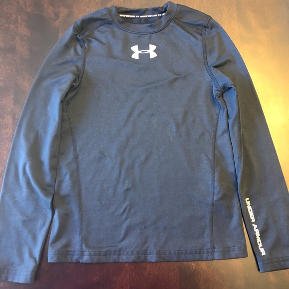 Boys Under Armour Shirt Youth Small